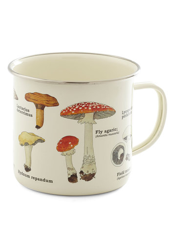 Toadstool For School Mug Mod Retro Vintage Kitchen Modcloth.Com