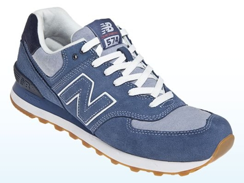New Balance 574 Men's Lifestyle Retro Shoes Ml574wcb Shopnewbalance.Com
