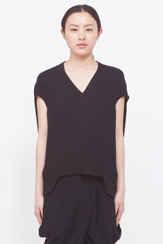 Totokaelo Rick Owens Floating Top Black