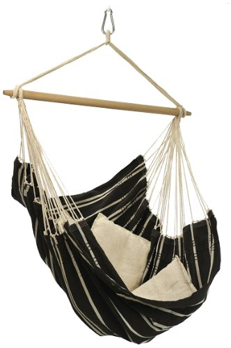 Amazon.Com Amazonas Brazil Hanging Chair Mocha Discontinued By Manufacturer Hammocks Patio Lawn Garden