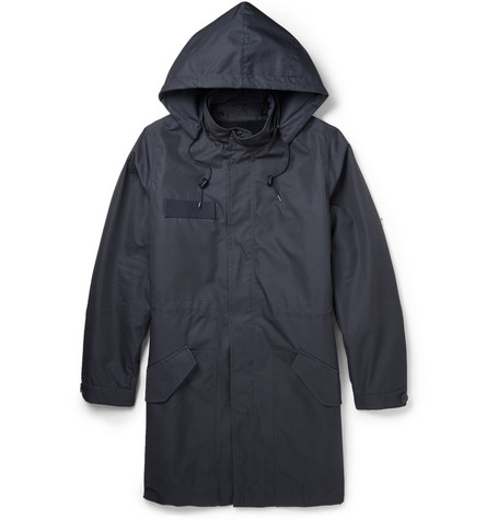 A.P.C. Cotton Blend Parka Mr Porter