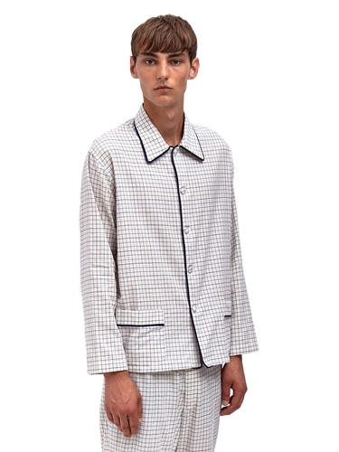 Emiliano Rinaldi Men's Bed Shirt Ln Cc