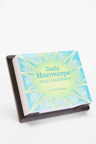 Daily Horoscope By Jill Goodman 2015 Calendar Urban Outfitters
