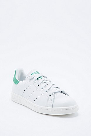 Adidas Stan Smith Trainers In White Urban Outfitters