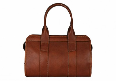 Frank Clegg Signature Satchel Small on LoLoBu