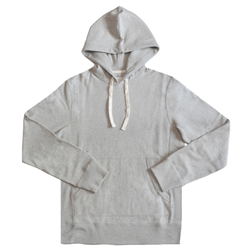 Fr. Pullover Post Ride Hoody Grey Foreign Rider
