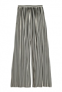 Striped Arum Trousers By Eudon Choi