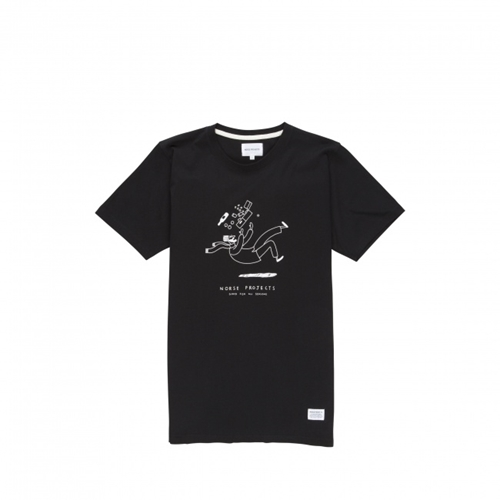 Norse Projects Niels Mondays Slipping T Shirt Norse Projects