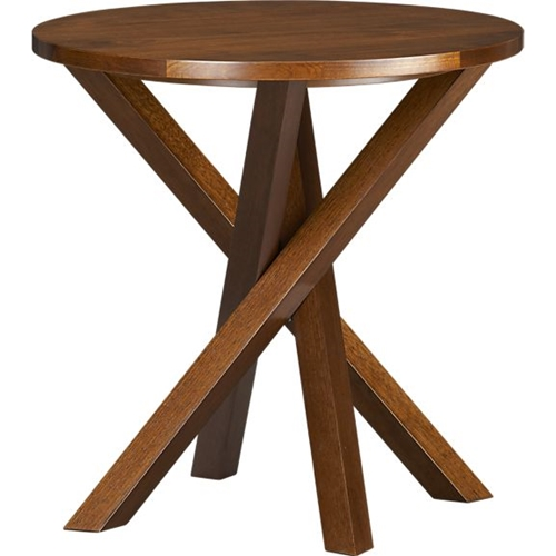 Twist Table in Accent Tables Crate and Barrel