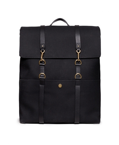 Neighbour Ms Backpack Black
