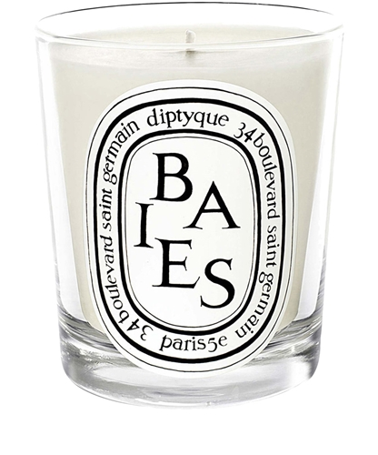 Diptyque Baies Scented Candle 190G Beauty Liberty.Co.Uk