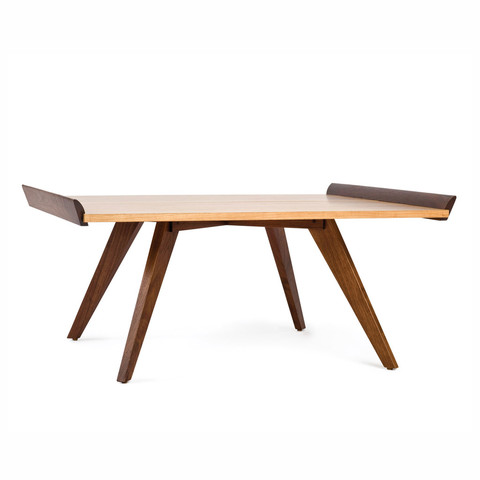 Haus Splay Leg Table By George Nakashima