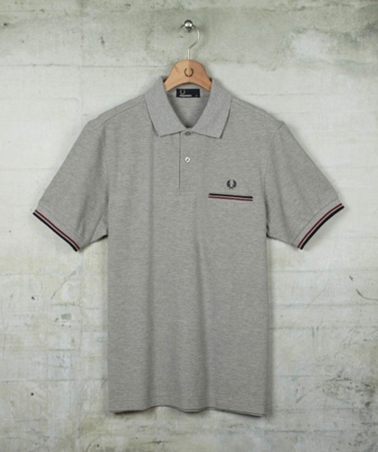 Fred Perry Rib Pocket Detail Shirt