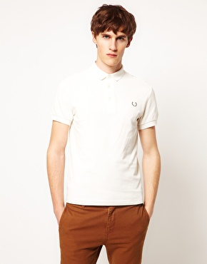 Fred Perry Laurel Wreath Fred Perry Laurel Wreath Polo Shirt at ASOS