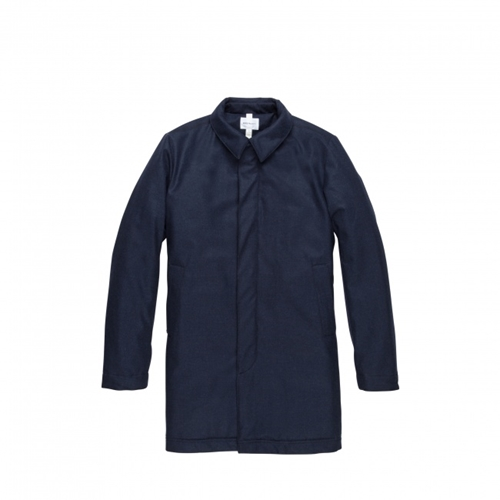 Norse Projects Thor Storm Wool Coat Norse Projects