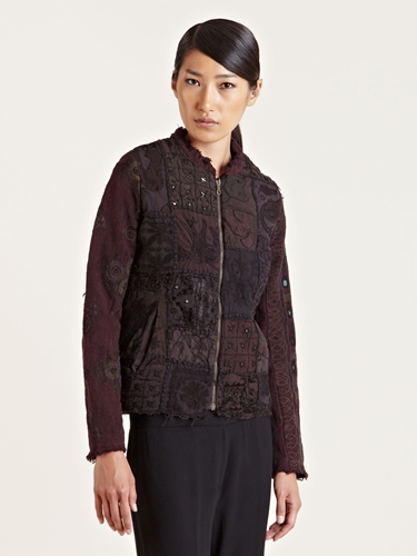 By Walid Women's Mirror Jacket Ln Cc