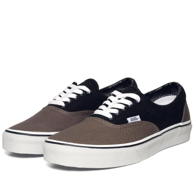 Vans Era Two Tone Pewter Black