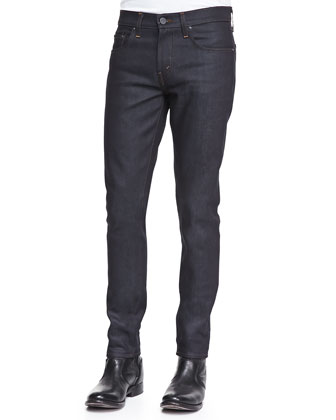 J Brand Jeans Mick Slim Stretch Jeans Raw Stretch