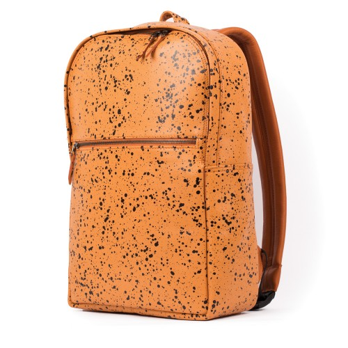 Vlieger Vandam Splash Backpack Cognac Black Undscvrd