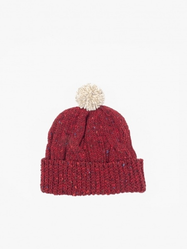 Howlin By Morrison Aw13 Fat Albert Hat Red Beige