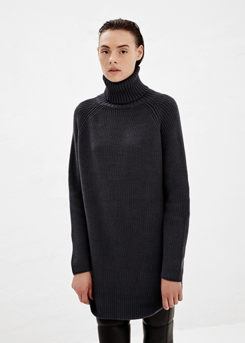 Totokaelo Hope Dark Grey Marine Sweater