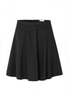 Red Valentino Circle Skirt With Pockets By Red Valentino