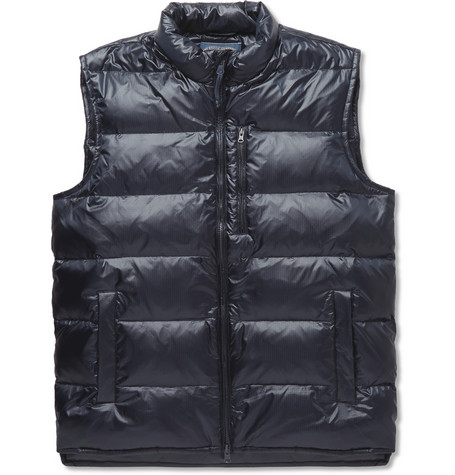 J.Crew Quilted Gilet Mr Porter