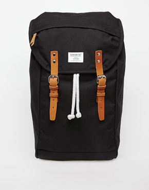 Sandqvist Sandqvist Hans Backpack At Asos