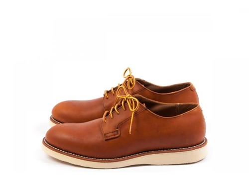Red Wing Shoes Red Wing Shoes 3102 Postman Oxford Oro Iginal