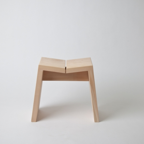 Mjolk Hinoki Bath Stool Bath Stool Made By Sawara In Kiso