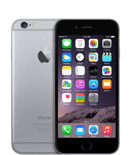 64 Gb Iphone 6 Spacegrijs Ontgrendeld Apple Store Nederland