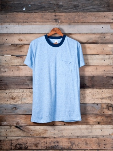 BKLYN Dry Goods Archive Fruit of the Loom Ringer T