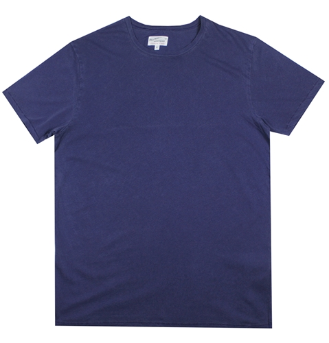Gant Rugger Lightweight T Shirt In Blue Depths Huh. Store