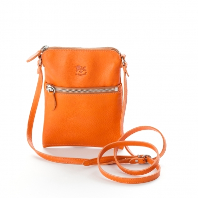 Bag COLORADO color Orange Il Bisonte SE