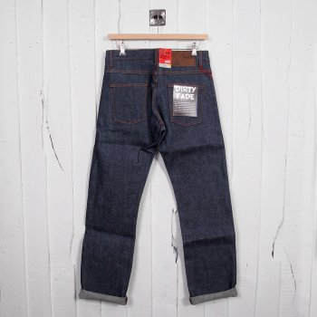 Naked And Famous Denim Jeans Slim Guy Dirty Fade Selvedge Naked Famous Denim At Denim Geek