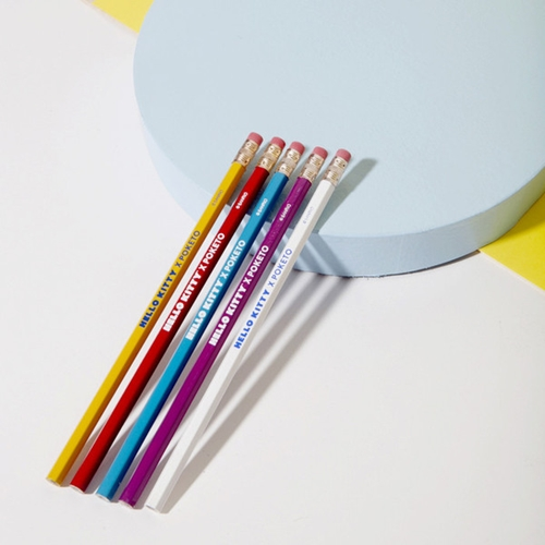 Hello Kitty Pencil Set Poketo