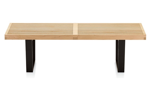 Nelson Platform Bench 48 in Design Within Reach