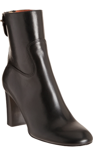 Chloe Back Zip Ankle Boot