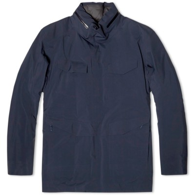 Arc'teryx Veilance Field Is Jacket Navy