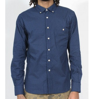 Chemise YMC Pointed Placket Shirt
