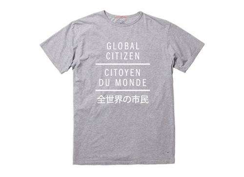 Apolis Global Citizen T Shirt