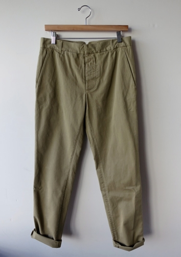 South Willard classic khaki chino