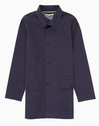 Double Face Foul Weather Coat You Must Create Ymc