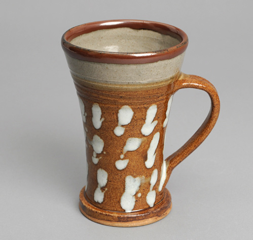 Tall Beer Mug From Hamada Kiln Hmd 012 Hickoree's