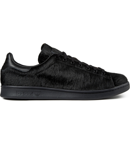 Adidas Originals Opening Ceremony X Adidas Originals Black Pony Stan Smith Sneakers Hypebeast Store. Shop Online For Men's Fashion Streetwear Sneakers Accessories