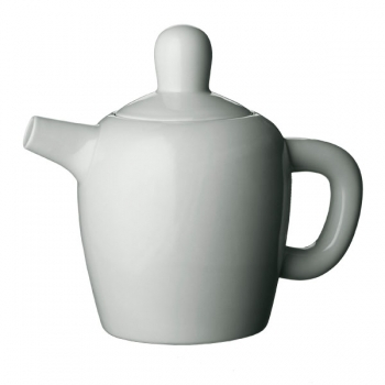 Bulky Tea Pot Grey Muuto Bulky Coffee Tea Tableware Finnish Design Shop