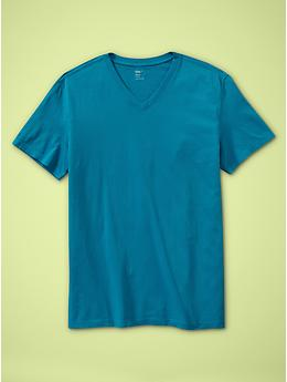 The essential V neck T Gap