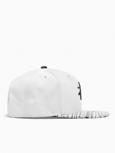 Tom Tom Cap From F W2014 15 Stussy Collection In White