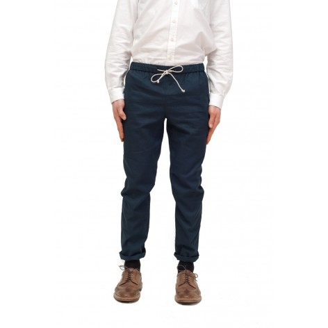 LINEN PANT TROUSERS CATEGORIES BARON WELLS