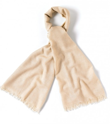 Kings Cashmere Lightweight Oversized Scarf Cashmere Scarves Drakes London